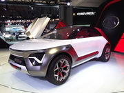 New York International Auto Show 2019 KIA Habanero show car
