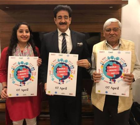 World Health Day Celebrated at AAFT