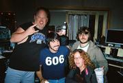 Kyle Gass, Dave Grohl, Jack Black, Mysti Mayhem