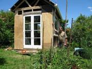 Ostend garden shed