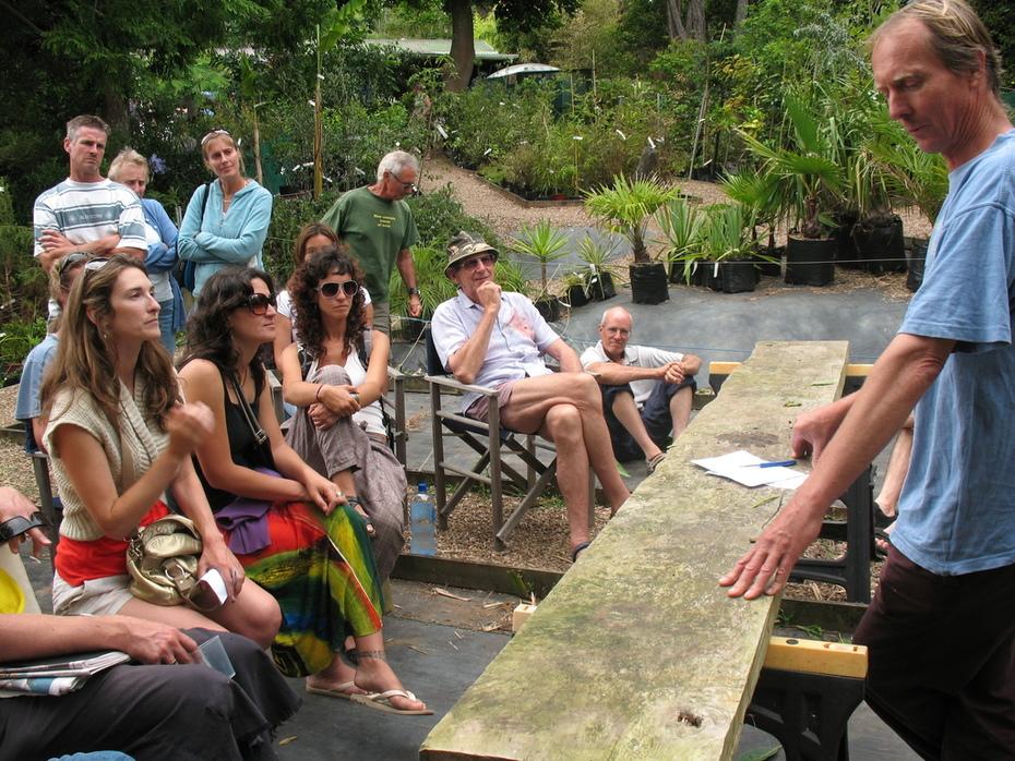 Rob Moreton Fruit Tree Growing Workshop