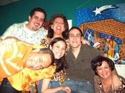 CON MI FAMILIA. DICIEMBRE 2008
