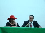 Presentación en el Museo Guadalupe Monterrey