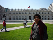 En Santiago - Chile