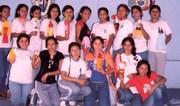 talleres dictado para las estudiantes del instituto superior de santa rosa en la provicia  del el oro febero durante los dias de  carnaval