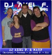 DJ AXEL F. & MAUF
