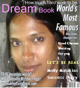 SupermodelMollyMalakias dream book