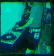 dj tonyharder 1995  DOING MY SET'S