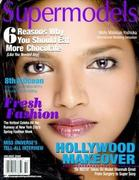MollyMalakias in Supermodel cover