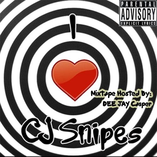 NEW cover I LOVE CJ SNIPES