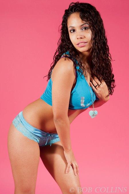 Super Model Caroline Torres - ECMD Model - 2 Far Gone Singer