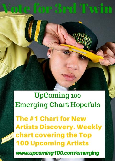 Up Coming 100 Emerging Chart Hopefuls