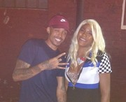 Cooling with the homie Cory Gunz