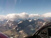 Returning from OSH 2008; Glacier National Park MT