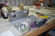 Engine Air inducation sys