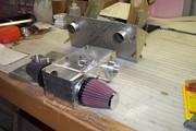 Engine Air & Carb Heat box