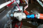 engine, fuel flow meter