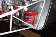 engine battery box l side