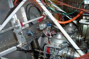 engine, fuel rail stbd side