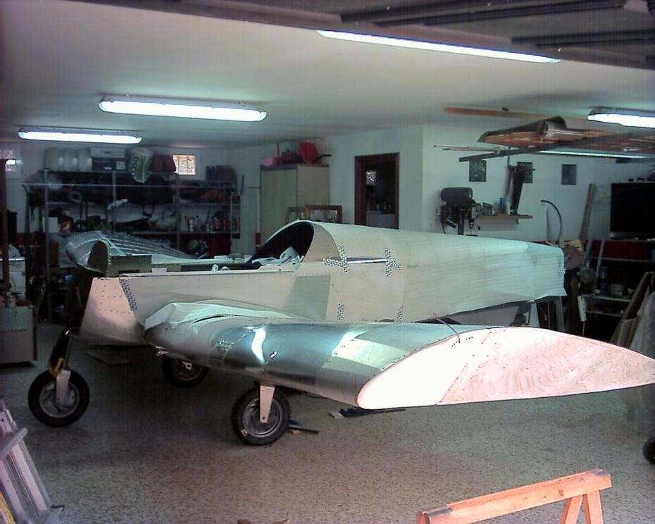 Fuselaje con alas1