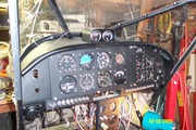Dashboard CH701 + console
