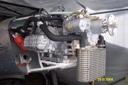 Engine + PSRU + Plumbing fitted