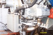 Subaru EA-81 + oil, coolant radiators