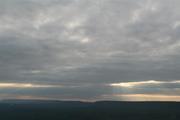 Sun through the Overcast
