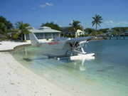 CH801 Amphibian in the Bahamas