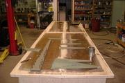 STOL CH 750: Rudder Parts