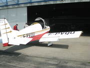 Modified CH 200 with fin and rudder