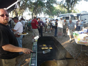Builder BBQ at Sun'n Fun