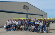EAA Chapter visits Zenith factory