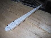 Rudder tip form block