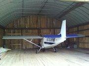 hanger roof