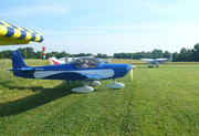 Breakfast at Riley's Roost before the Zenith fly-in