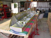 STOL CH 701 Tail Construction
