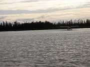 Flying to the Moose Camp (Alaska)