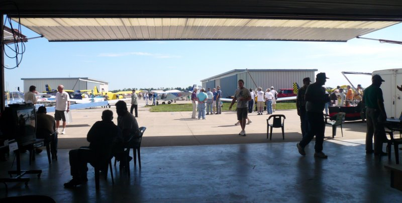 Zenith Open Hangar Day 2009