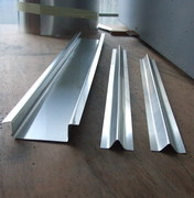 bottom channel and floor stiffeners