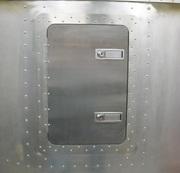 Rear Baggage Door