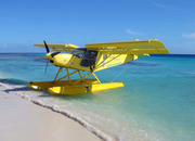 Flying the STOL CH 701 amphibian in the Caribbean