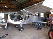 STOL CH 750 Airframe Assembly