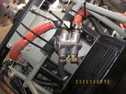 Oil Thermostat Fitted to Rotax 912S in 601 XL