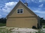 Custom Barn Door for N2701D