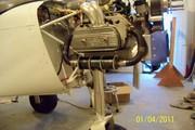 Custom VW engine installation