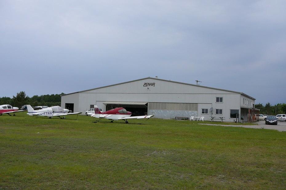 Zenair Midland Factory