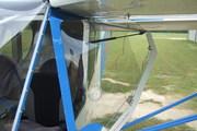 CH 750 broken door