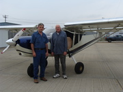 Just bought plane from Vernon Knott
