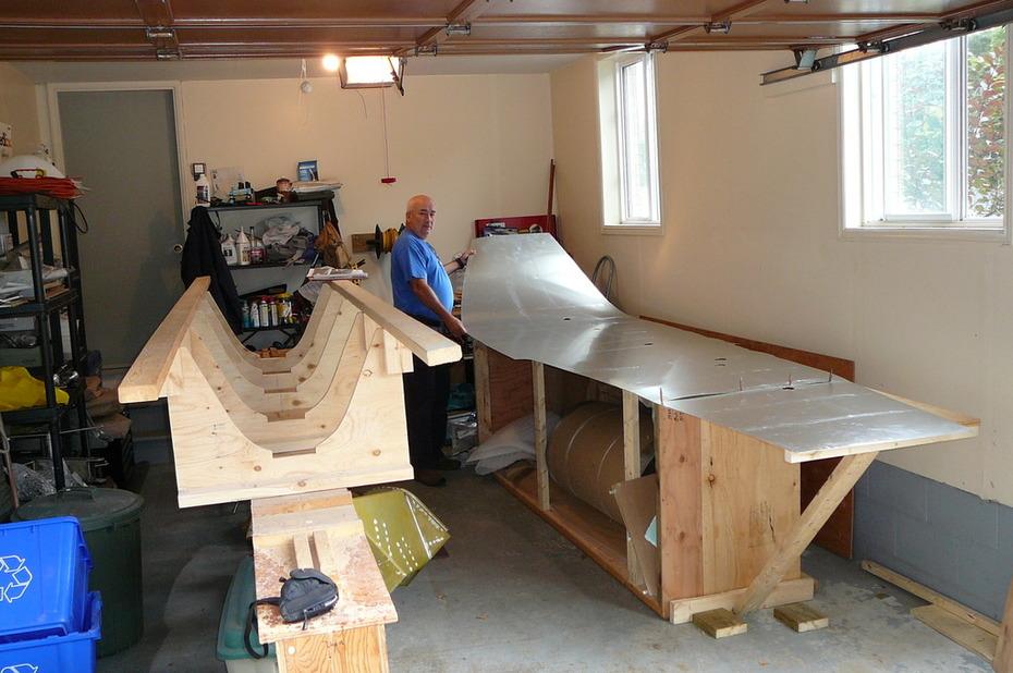 Zenith 1450 Amphib. Float Assembly